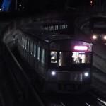 【北大阪急行】9000形(ポールスターⅡ) 第1編成 夜間試運転