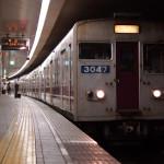【谷町線】30系第47編成(3047F) 廃車回送
