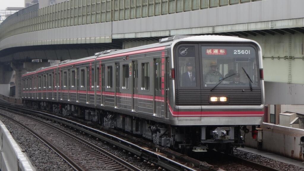 【千日前線】25系第1編成(25601F) リニューアルデビュー!