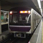 【谷町線】谷町線用32603F 森之宮→大日検車場へ回送