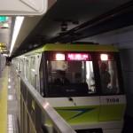 【長堀鶴見緑地線】70系第4編成(7104F) 試運転