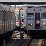 【谷町線】イベント列車「谷町急行」運行