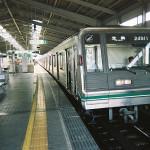 大阪市営地下鉄の今と昔 10年越しの定点観測
