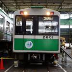 大阪市営地下鉄の「保存車両特別公開 in 森之宮検車場」に行ってきた!(2)