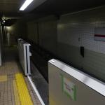 【御堂筋線】なかもず駅に可動式ホーム柵(ホームドア)を設置?