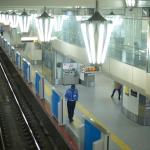 【御堂筋線】天王寺駅で同線初の可動式ホーム柵(ホームドア)設置工事がはじまる