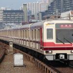 【北大阪急行】8003F(8000形3編成)試運転