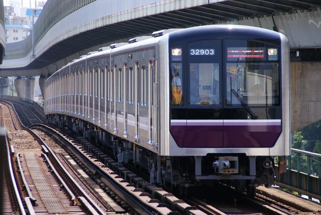 【はじめての大阪市営地下鉄】試運転は全て中央線?大阪市営地下鉄が試運転する路線はどこ?