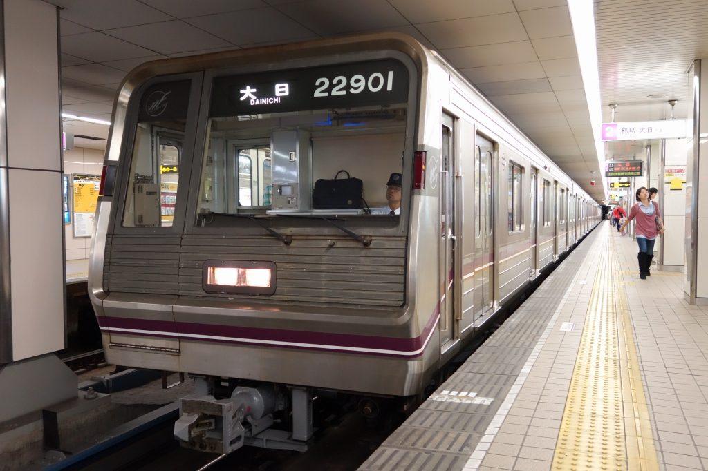 【今日の記念日】4月25日:谷町線22系デビュー!