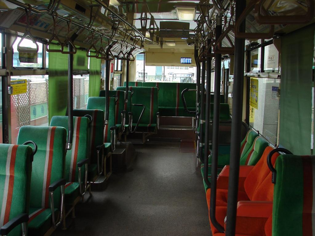 【大阪市バス】少し昔の風景・110号系統守口車庫前行き