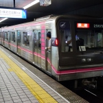 【千日前線】「ハロウィン列車内を親子で仮装RUNWAY!!」を開催