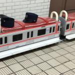 【四つ橋線】肥後橋駅で開業50周年記念イベントを開催