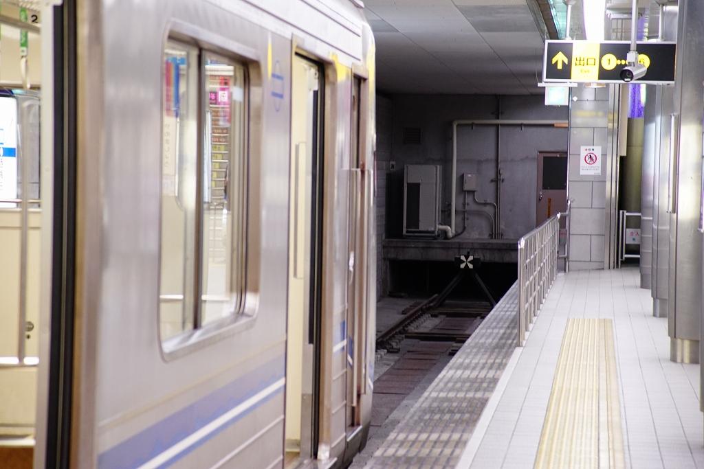 【今日の記念日】10月1日:四つ橋線西梅田~大国町間開業