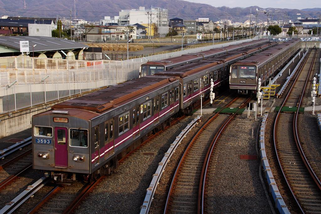 【今日の記念日】11月27日:天王寺~八尾南間開業