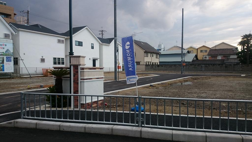 旧布施三ノ瀬操車場がオーベルジュコート岸田堂というお家になっていたので見てきました