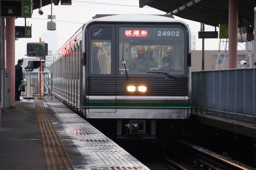 【中央線】24系24602Fリニューアル・営業運転開始