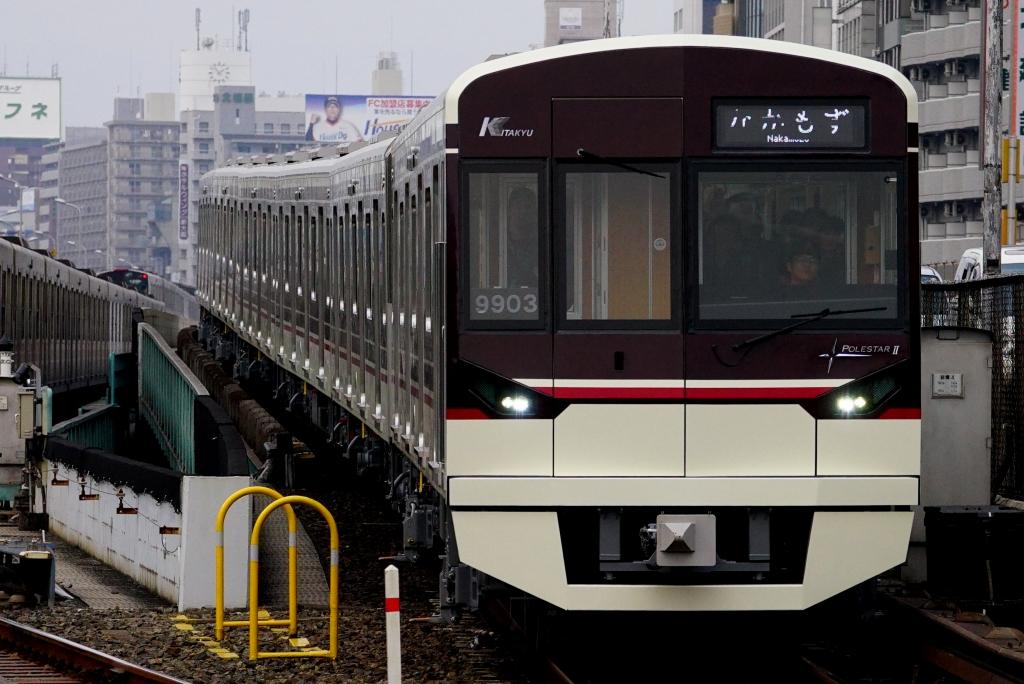 【形式紹介】北大阪急行9000形 ポールスターⅡ