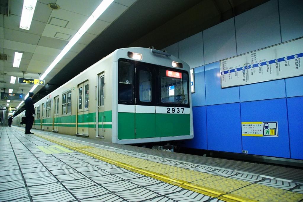 【中央線】20系が歴史上初めての四つ橋線へ入線!
