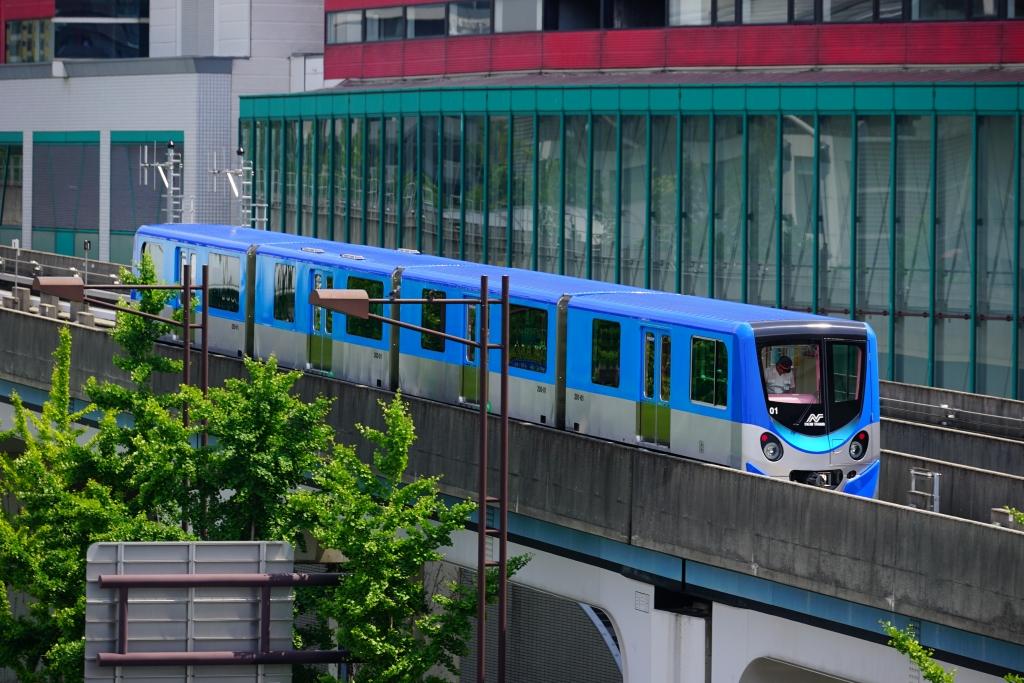 【ニュートラム】新型車両200系は6月29日より運行開始?大阪市会議員辻よしたか氏が告知