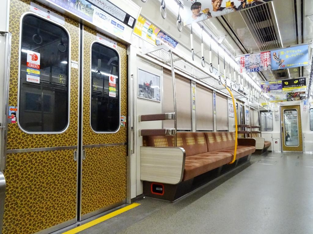 Welcome to ようこそ ジャパリパーク(堺筋線)!…大阪地下鉄に住むサーバルキャットをご覧ください