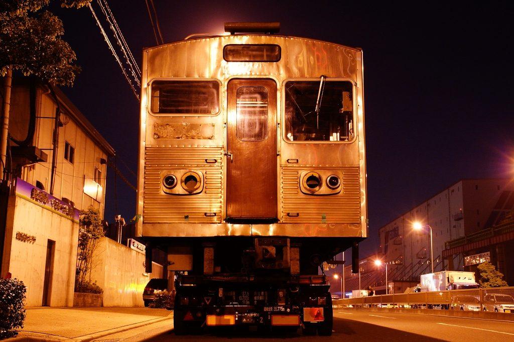 【画像27枚】大阪市営地下鉄30系の廃車陸送写真をまとめてみた