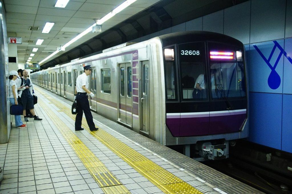 【谷町線】守口市花火大会開催による初めての臨時列車を発表