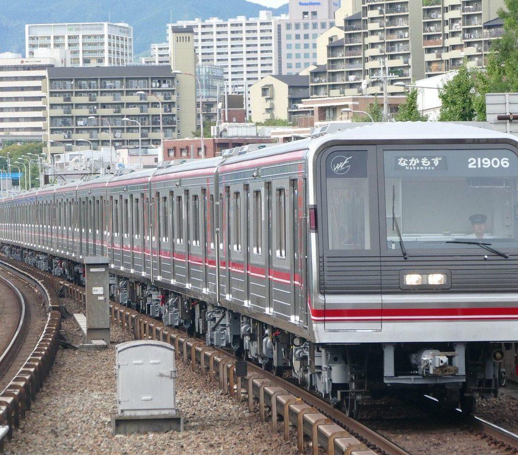 【御堂筋線】21606Fがリニューアルされ試運転を実施!