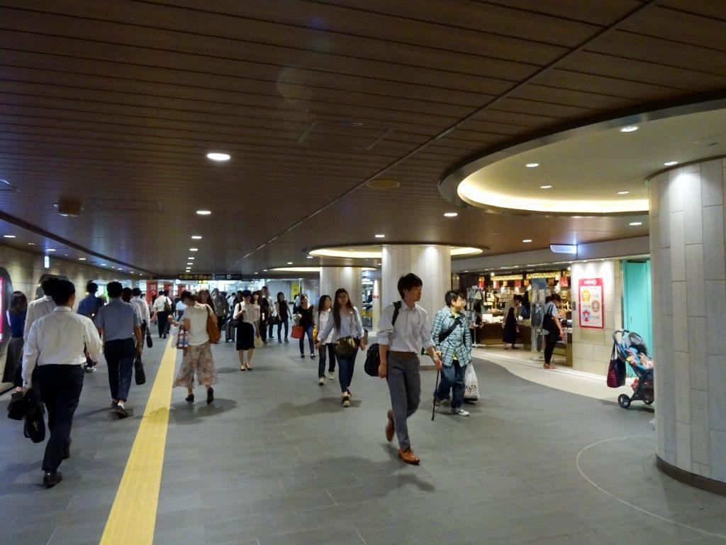 【コラム】平松邦夫 元大阪市長の手で80年ぶりに開かれた「なんばekimo」