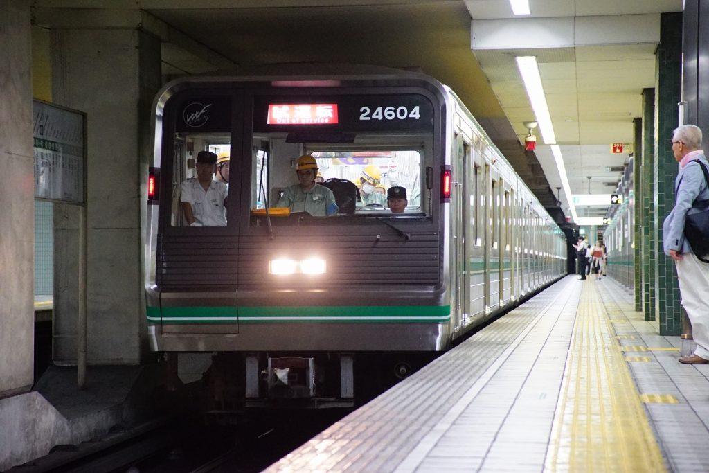 【中央線】24604Fがリニューアル後の試運転!24系は原型車消滅へ