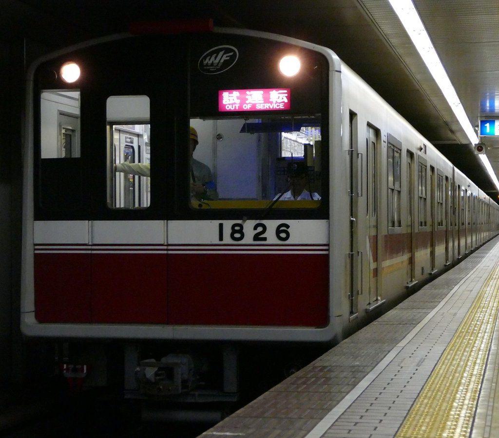 【御堂筋線】1126F(10系26編成)が試運転を実施