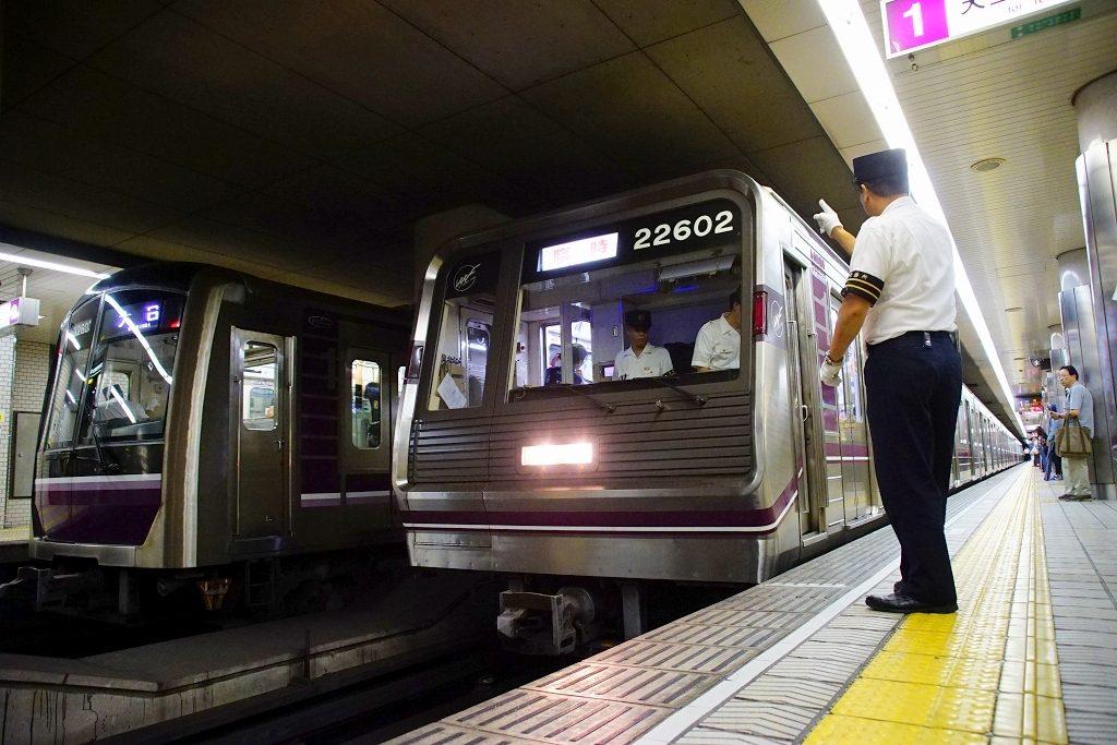 【速報】2019年度中に谷町線・堺筋線にホームドアを設置へ