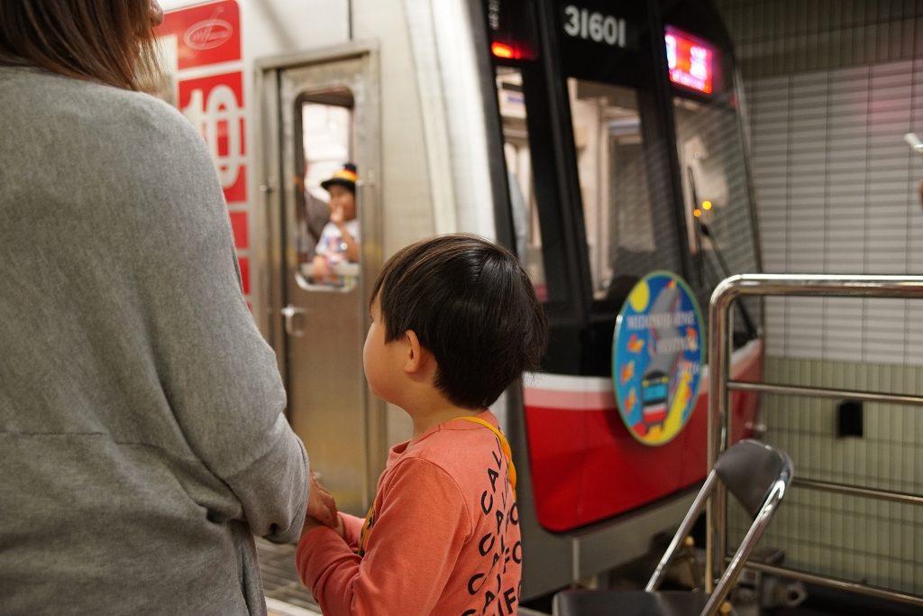 【鉄道の日】御堂筋線フェスティバル2016を開催