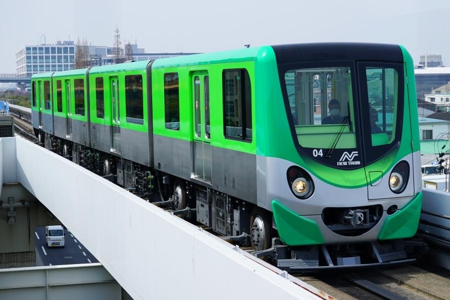 ニュートラム 200-04F 緑