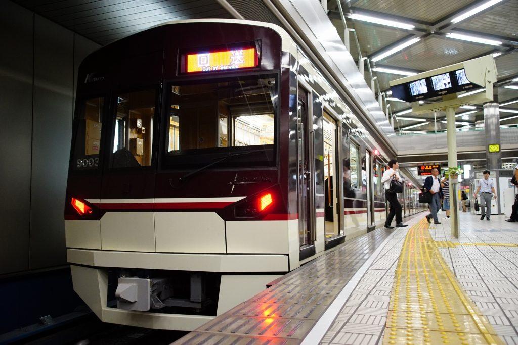 【北急】千里中央駅のホームドア、京三製作所が受注。9月使用開始へ