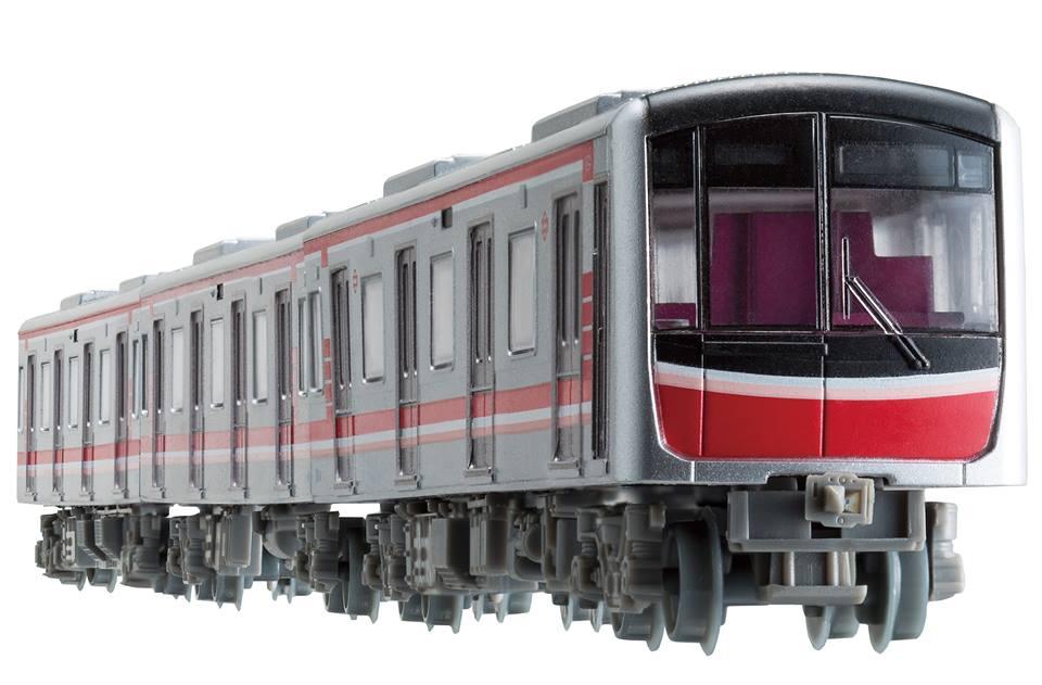 【超速報】鉄道コレクション御堂筋線30000系が2/3に発売開始!
