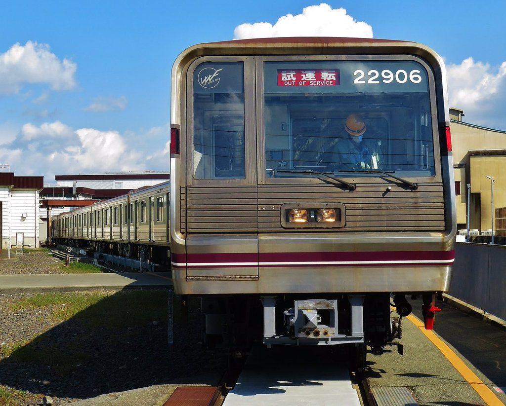 【速報】谷町線22系、四つ橋線へ転属か
