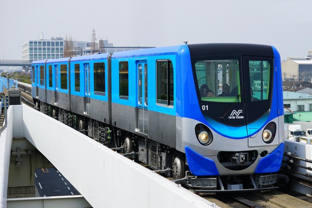【今日の記念日】6月29日:ニュートラム200系運行開始