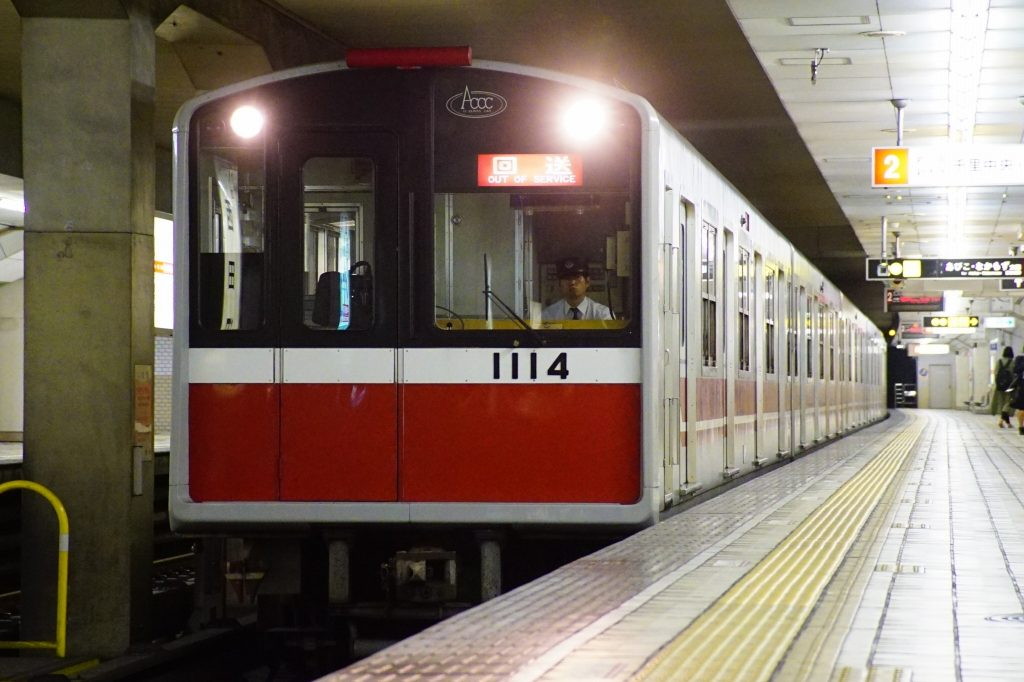 【速報】御堂筋線10系14編成、廃車へ