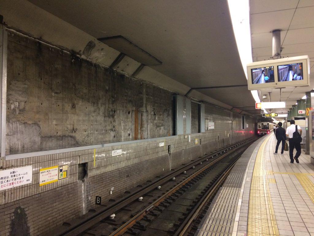 【御堂筋線】工事開始から2ヵ月。中津駅グランドリニューアルの状況