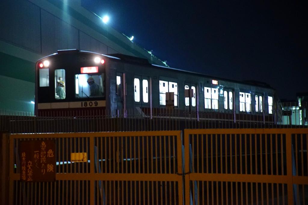 【速報】御堂筋線10系09編成、廃車へ