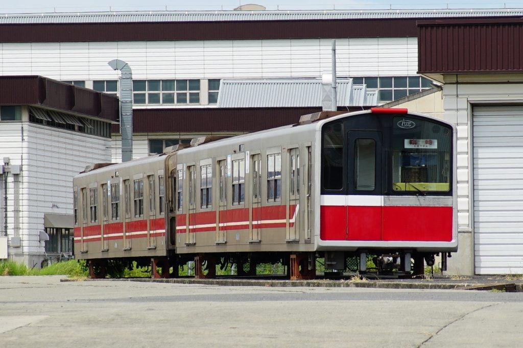 【御堂筋線】廃車になった10系09編成が未だ放置されている件