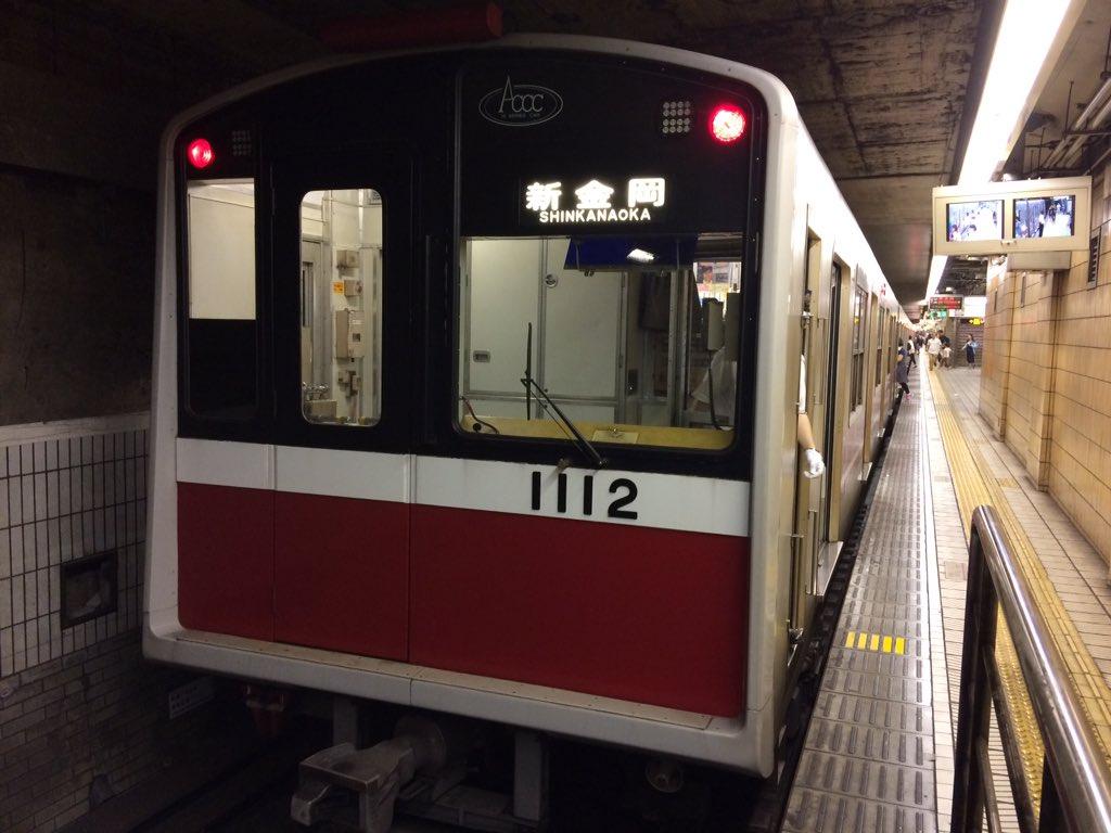 【御堂筋線】花火大会で新金岡行き等の臨時列車を運行