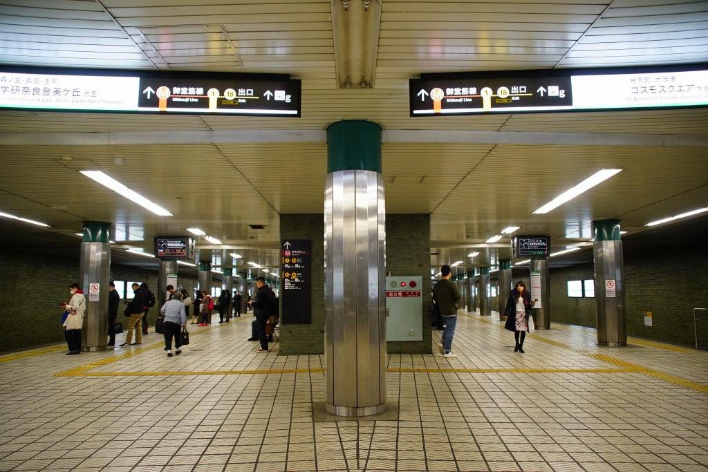 【今日の記念日】7月1日:御堂筋線西田辺~あびこの開業・本町駅開業…などなど