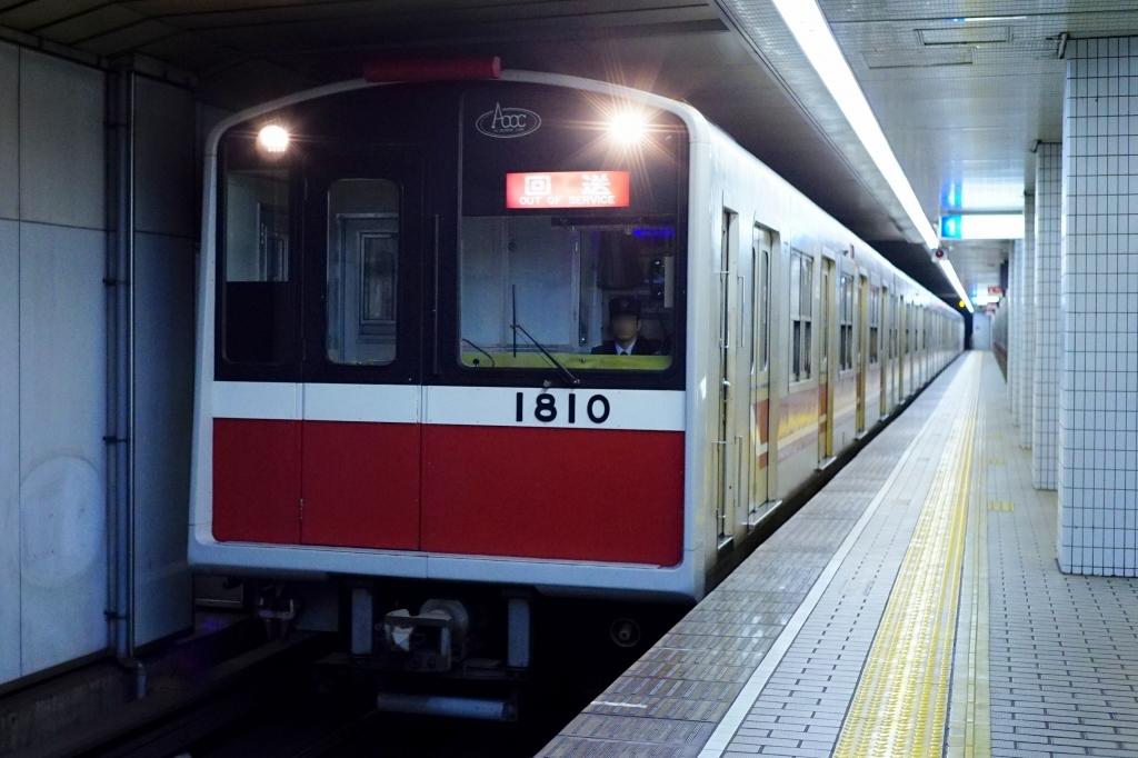 【御堂筋線】10系10編成が廃車へ…交通局最後の廃車編成に