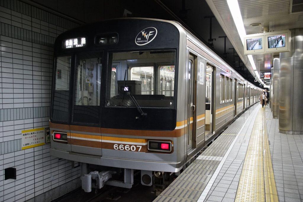 【堺筋線】2019年1月ダイヤ改正。天下茶屋駅1番線を常時開放へ