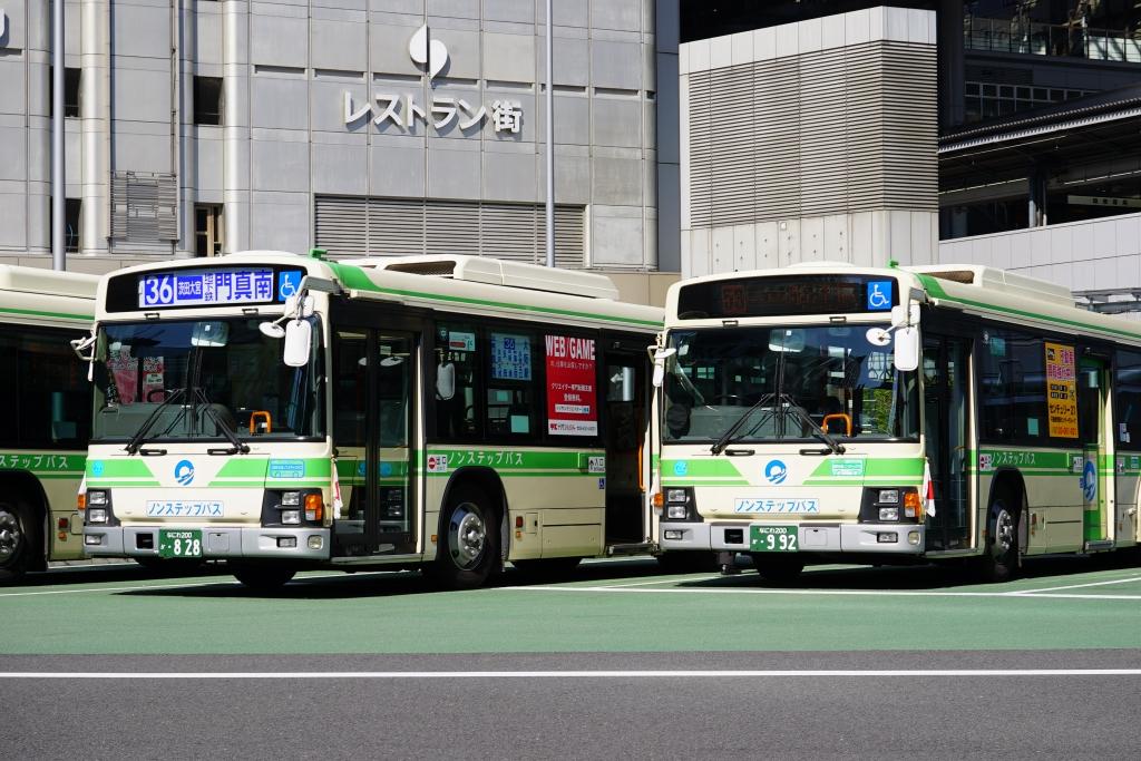 【コラム】大阪市バス/シティバスは何故緑色/水色なのか?