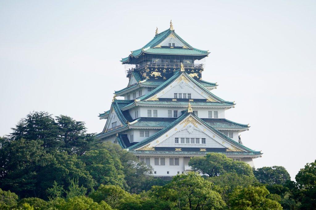 Osaka - Osaka Castle