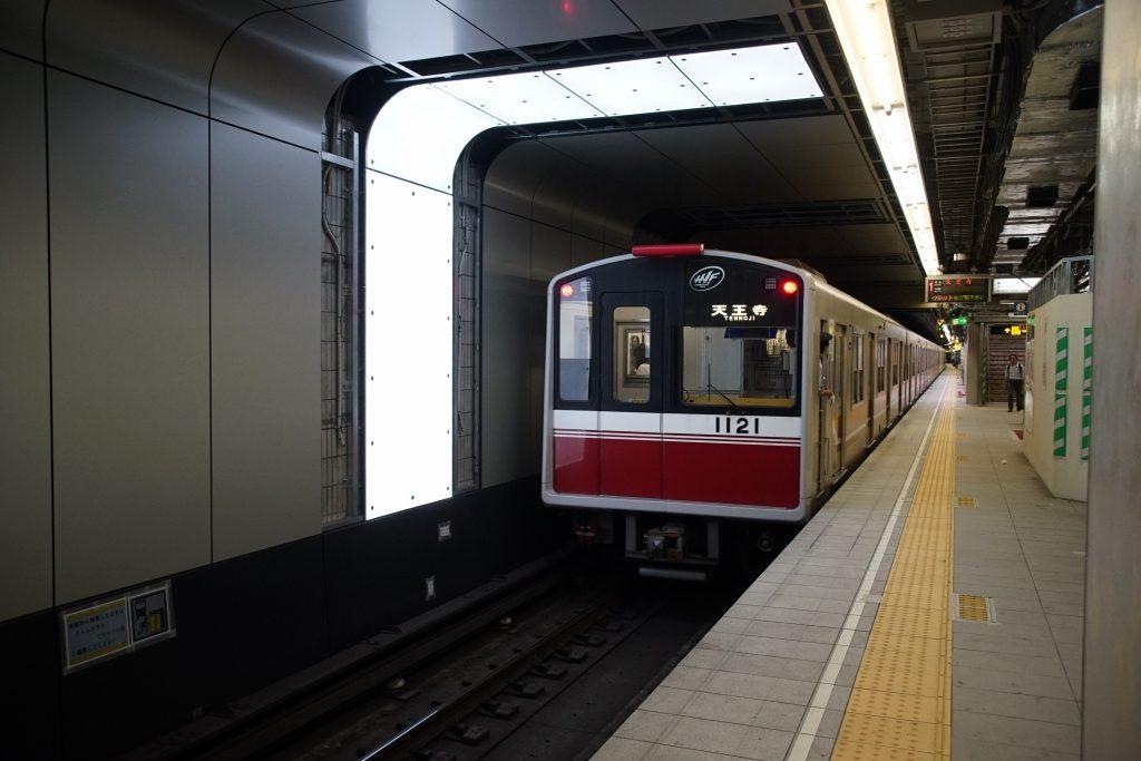 【2018.7】工事開始から14ヵ月。御堂筋線中津駅グランドリニューアルの状況