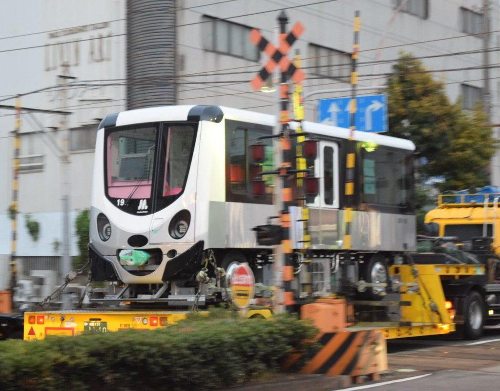 【速報】ニュートラムの新車になんと「パンダ」が登場!?
