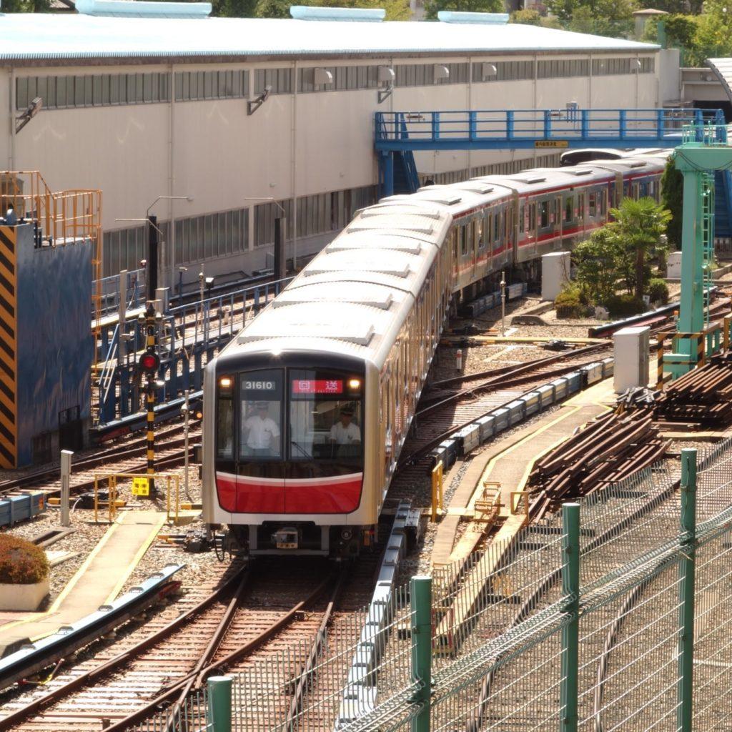 【御堂筋線】30000系10編成、ハンドル訓練で北大阪急行へ貸出